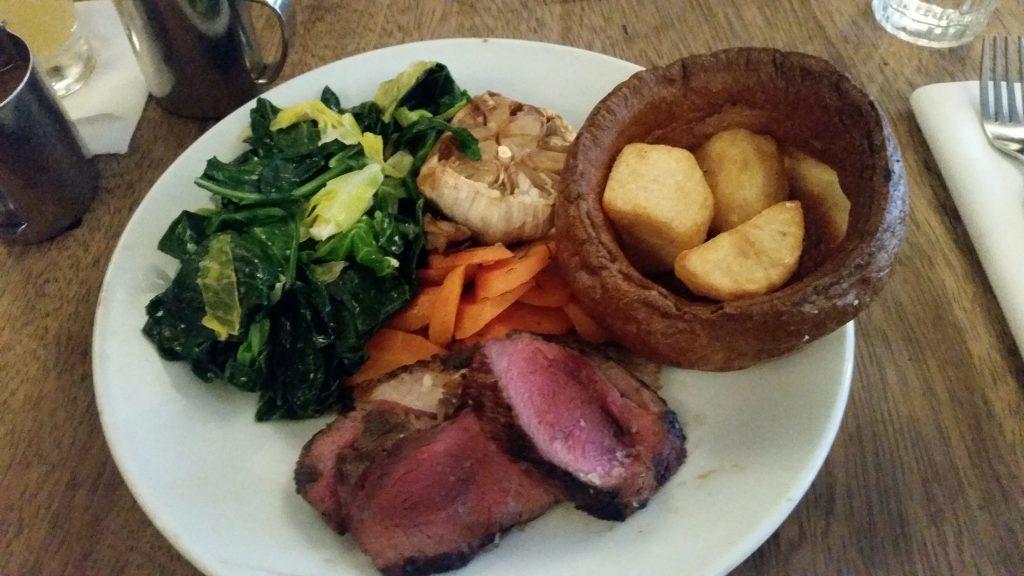 Hawksmoor Roast Dinner