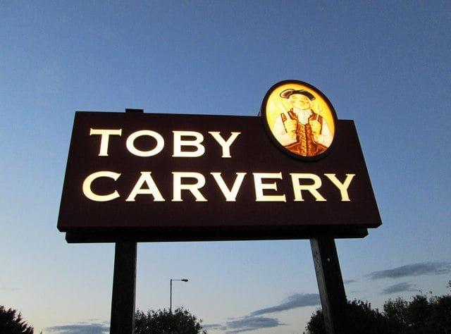 Toby Carvery, Kensington