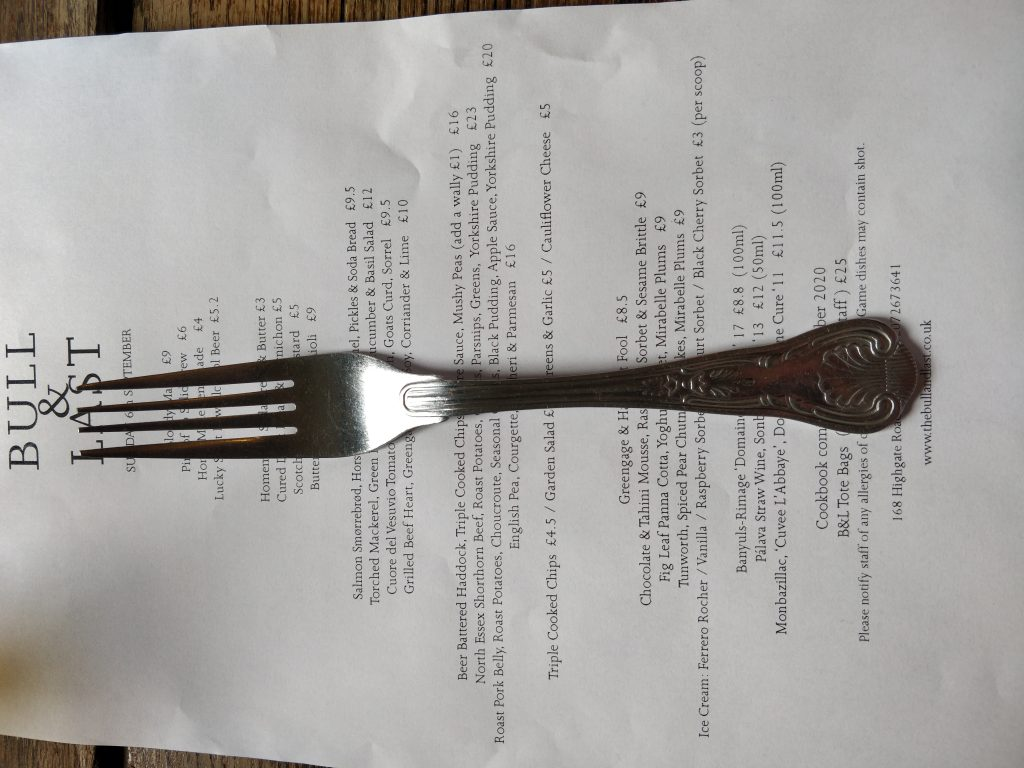 Forking long fork