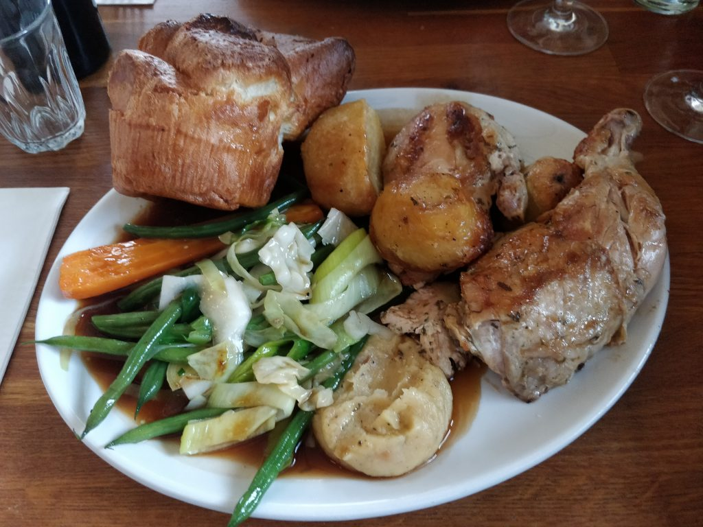 The Hunter S, Dalston, Roast Dinner