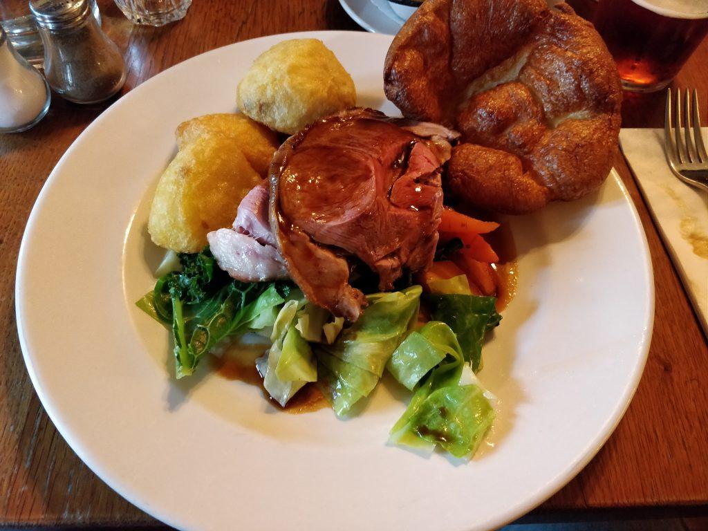 The Albion, Islington, Sunday roast