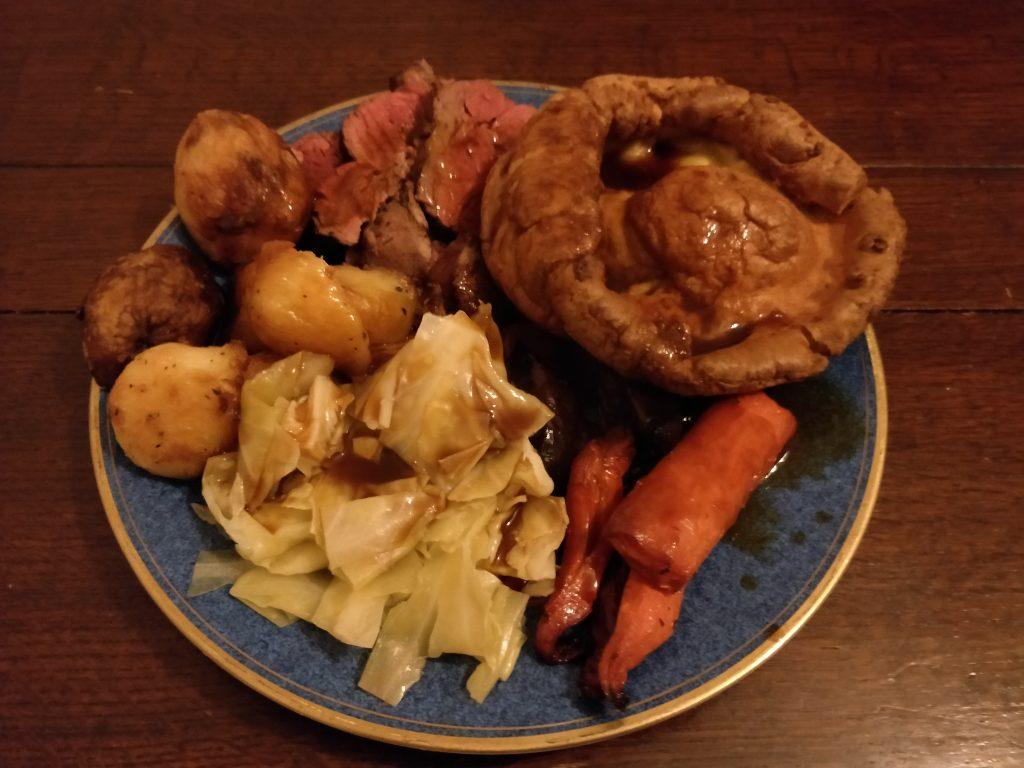 Drake & Morgan Roast Dinner
