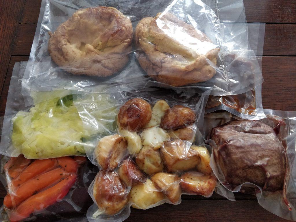 Drake & Morgan Roast Dinner Kit