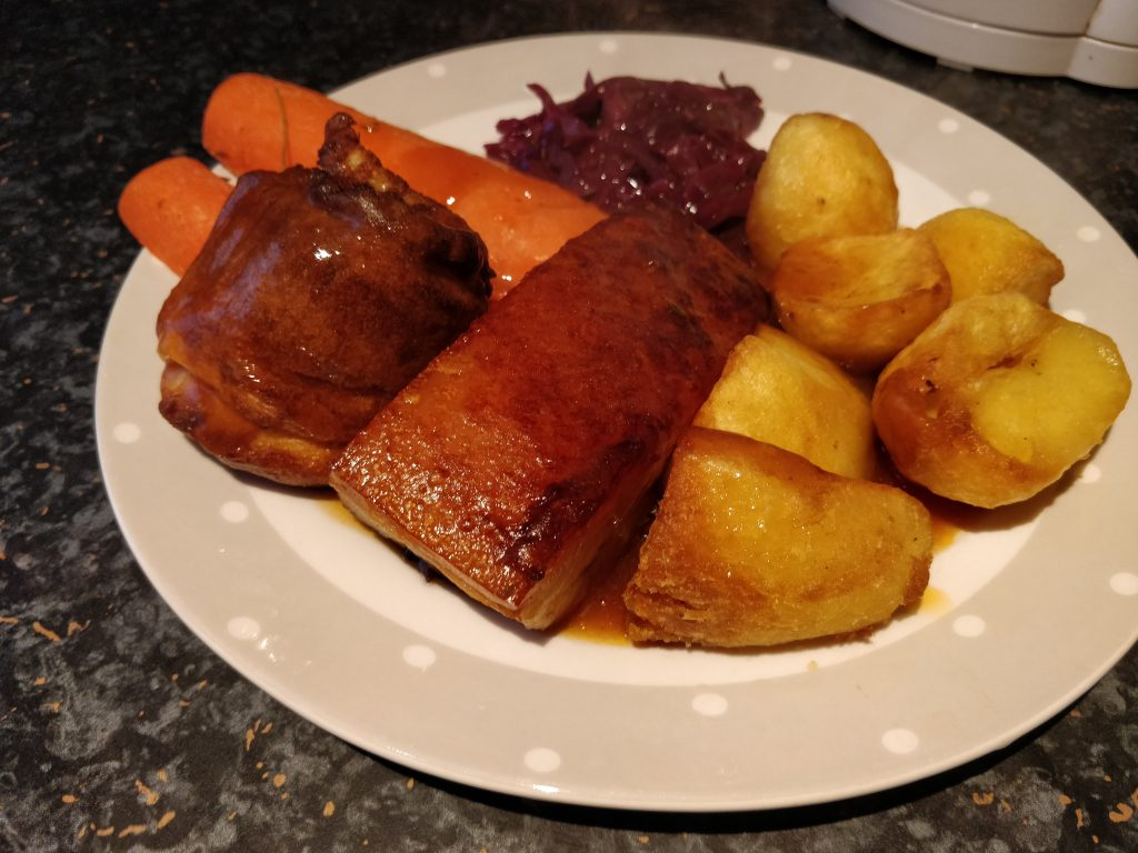 Roasted by Jack & Scott Roast Dinner