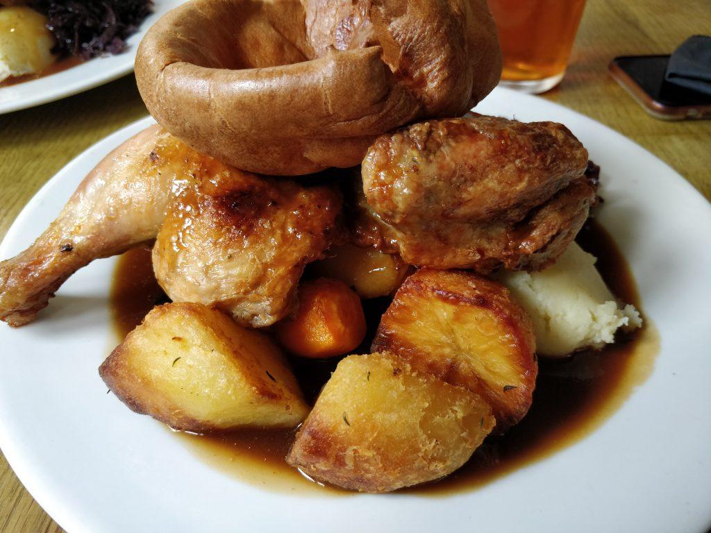 Thatched House, Hammersmith, Sunday roast