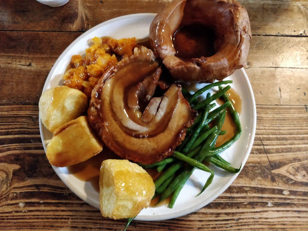 The Fox & Pheasant, Chelsea, Roast Dinner