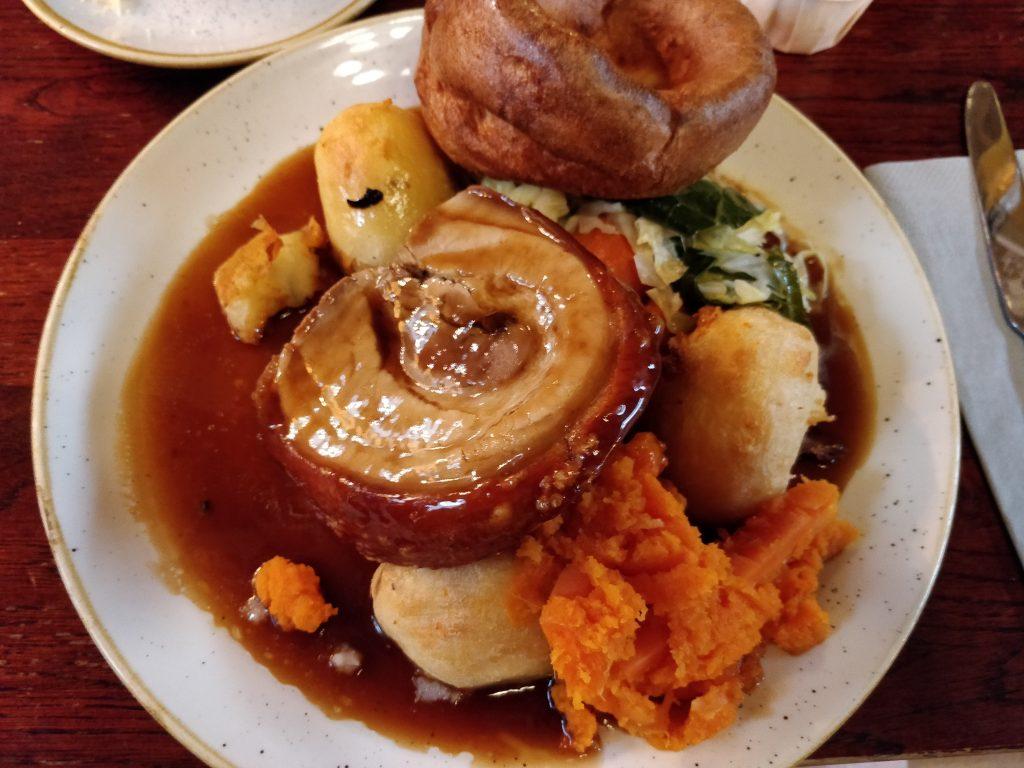The Devonshire, Balham, Sunday roast
