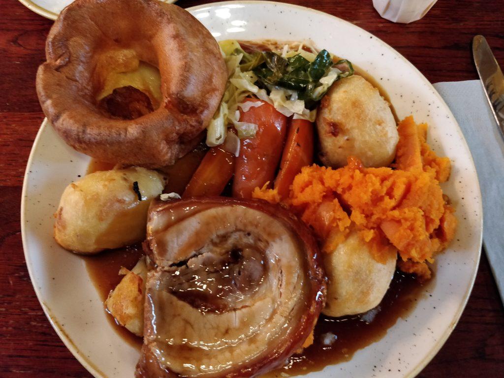 The Devonshire, Balham, Roast Dinner