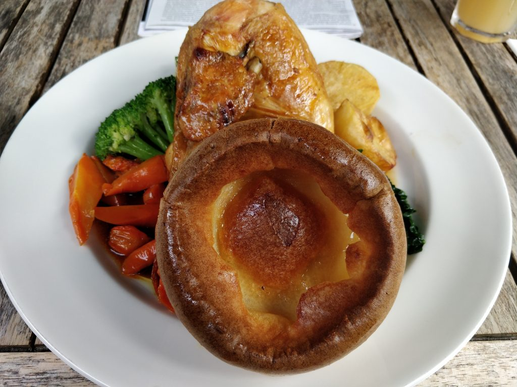 The Duchy Arms, Kennington, Sunday roast